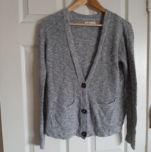 3/$30-Cozy Hollister Cardigan